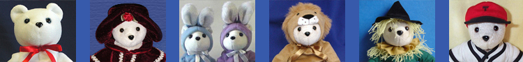Custom Pilgrim Bears. Order custom logo bears with Pilgrim Costumes. Thanksgiving Bears.